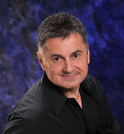 Italian Tenor Moreno Fruzzetti