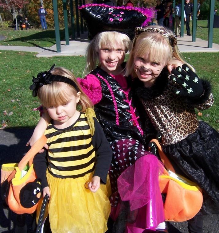 Halloween parade held in Gillette