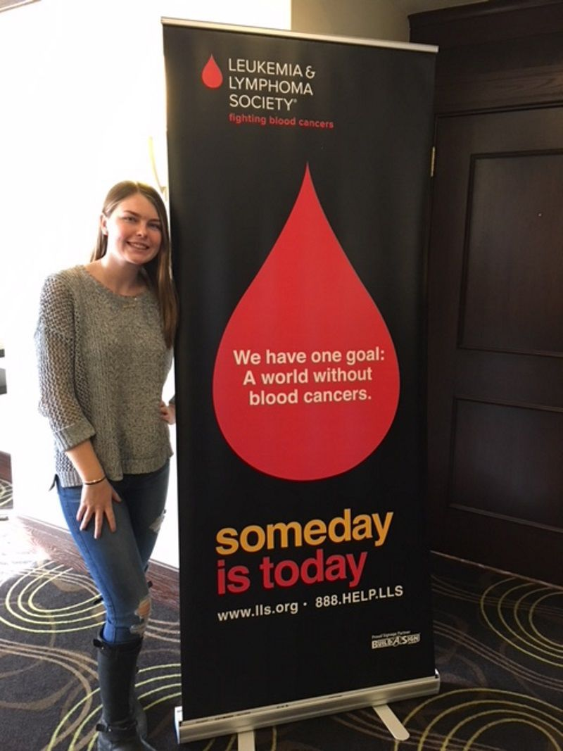 Cedar Knolls student nominated for Leukemia & Lymphoma Society Student of the Year