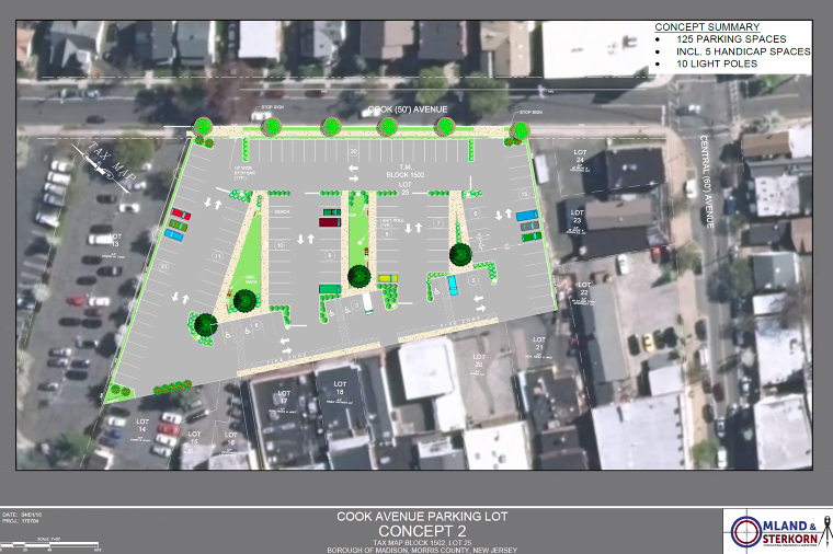 Madison eyes revamp of downtown parking lot