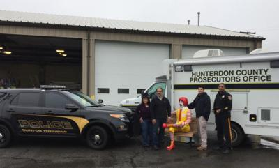 Ronald McDonald returned to the Koury family