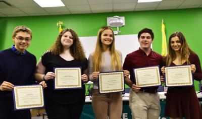 ShopRite, school board honor Montville High