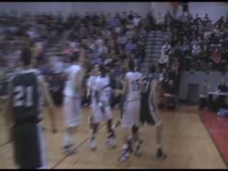 Ridge falls in county basketball final