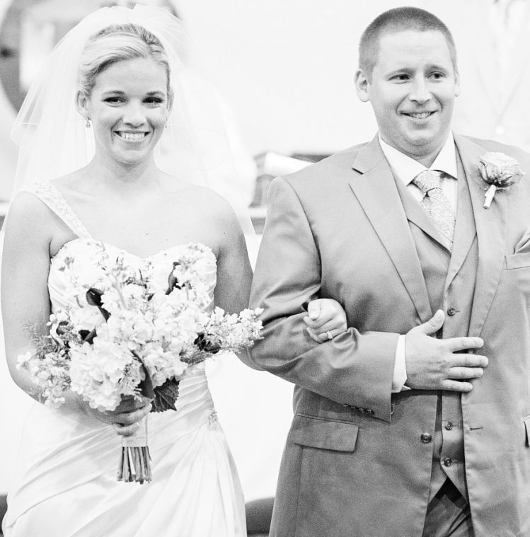 MR. and MRS. PATRICK M. REBHOLZ