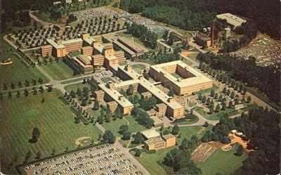 Bell Labs in Murray Hill, 1961