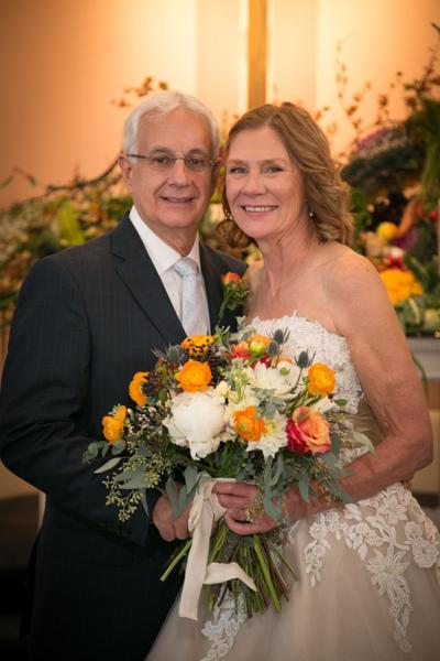 MR. and MRS. NORMAN THAISS
