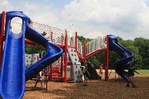 New playground, technology await Mine Hill kids