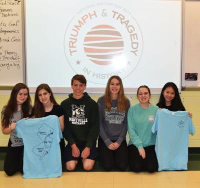 Six Montville High School students will vie in