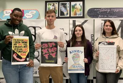 Polytech graphic design students win Cabrini University poster contest