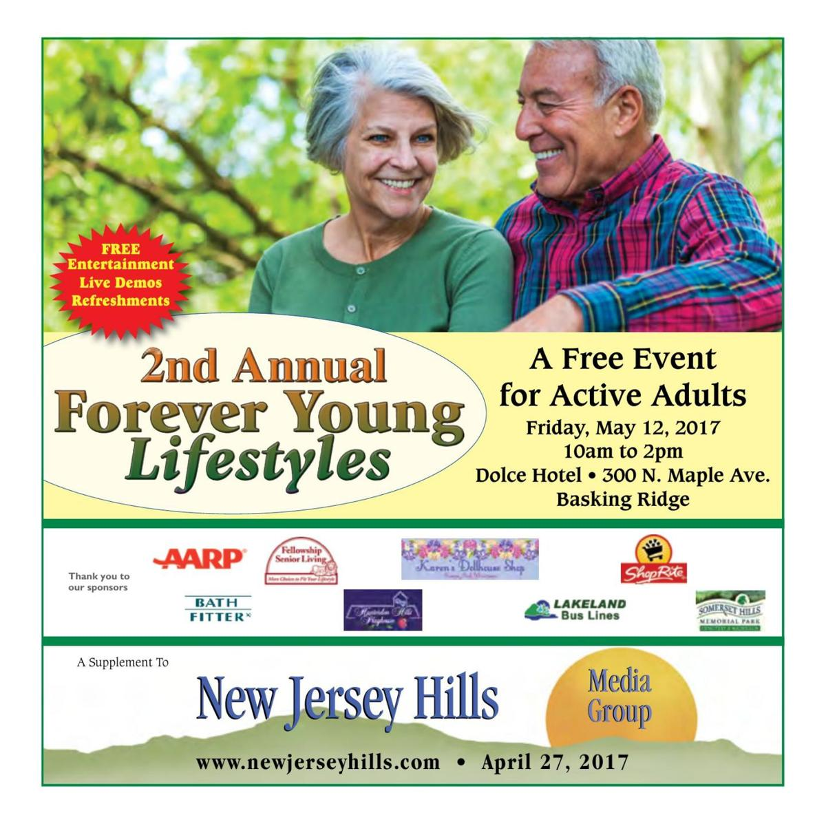 Forever Young Lifestyles - May 4, 2017