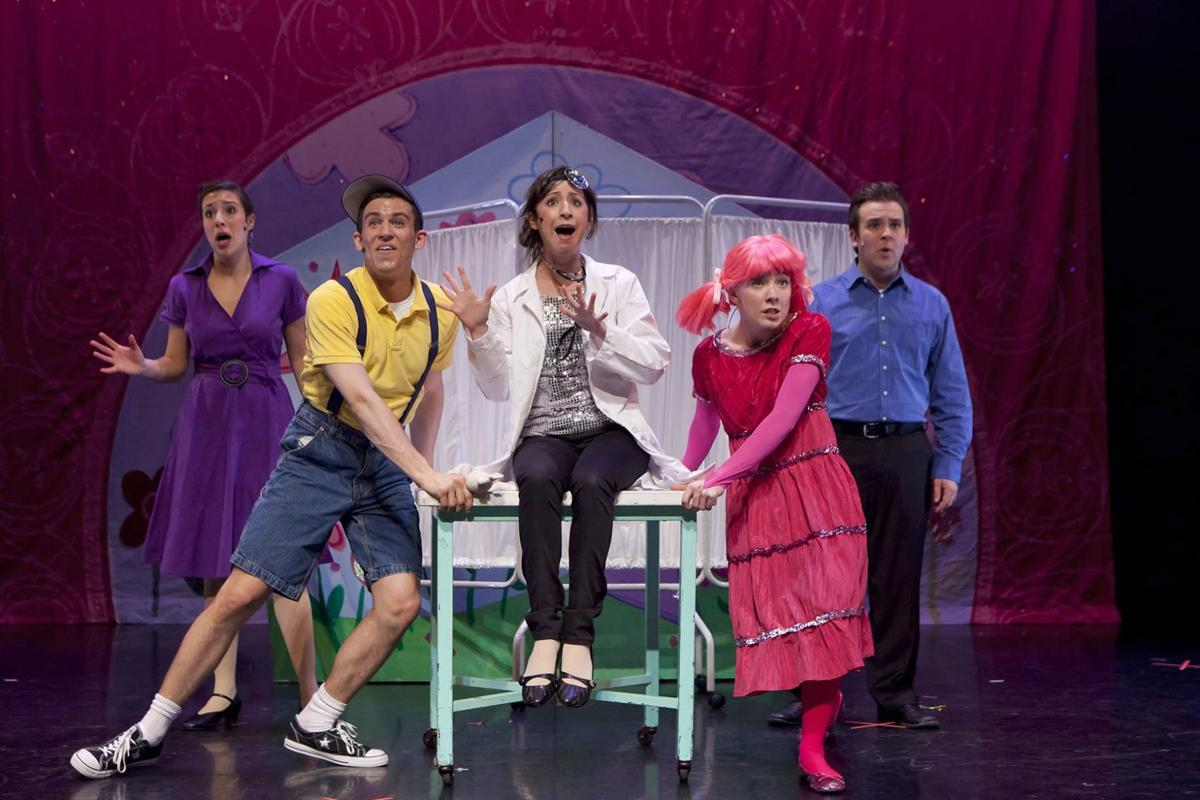 'Pinkalicious' at Mayo Center