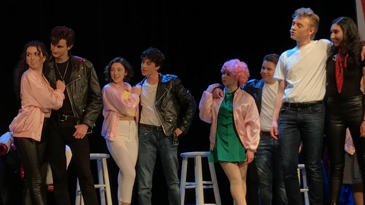 'Grease' couples