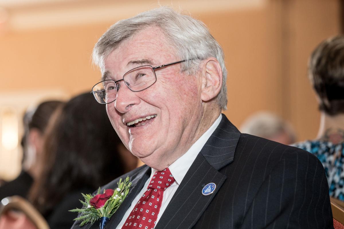 Retiring Somerset County Freeholder Peter Palmer