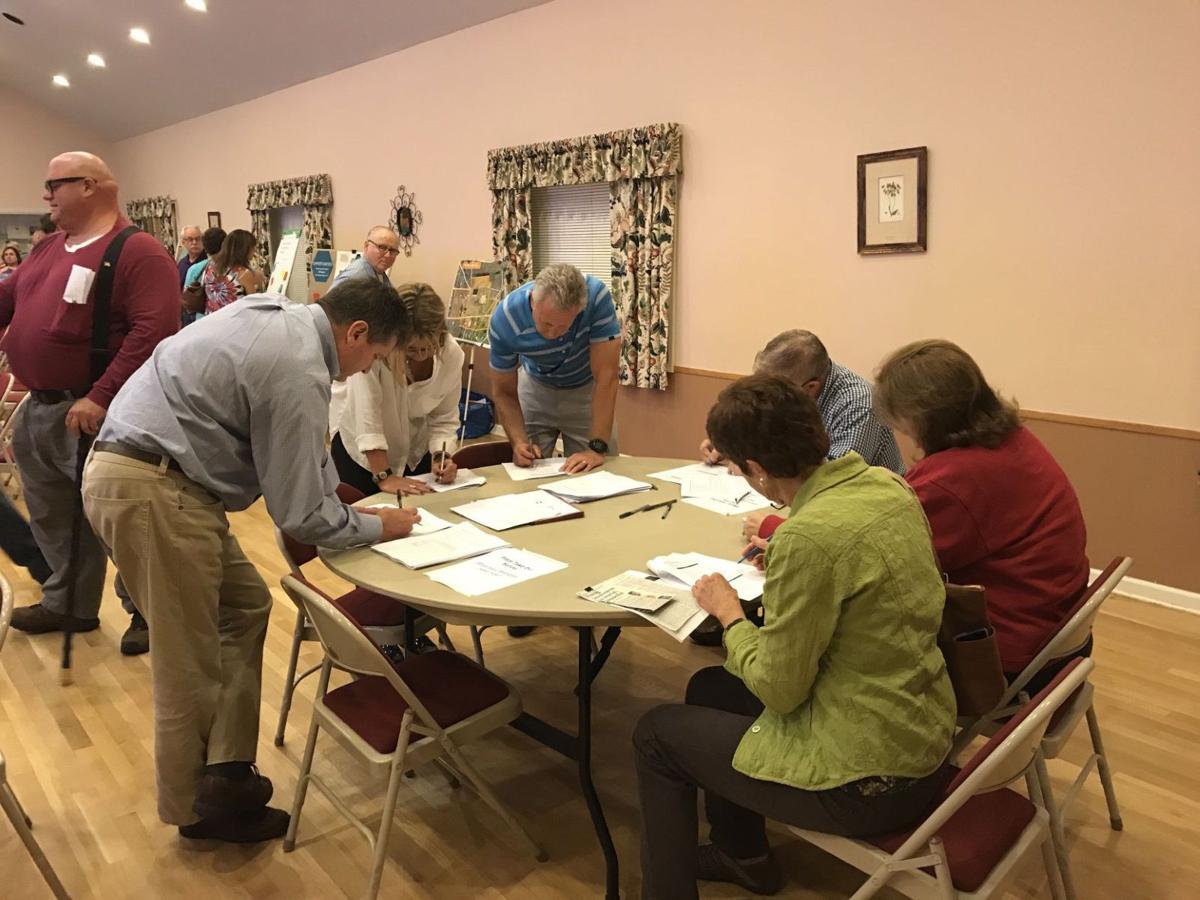 Residents discuss future of downtown Millington; Tifa concerns loom large