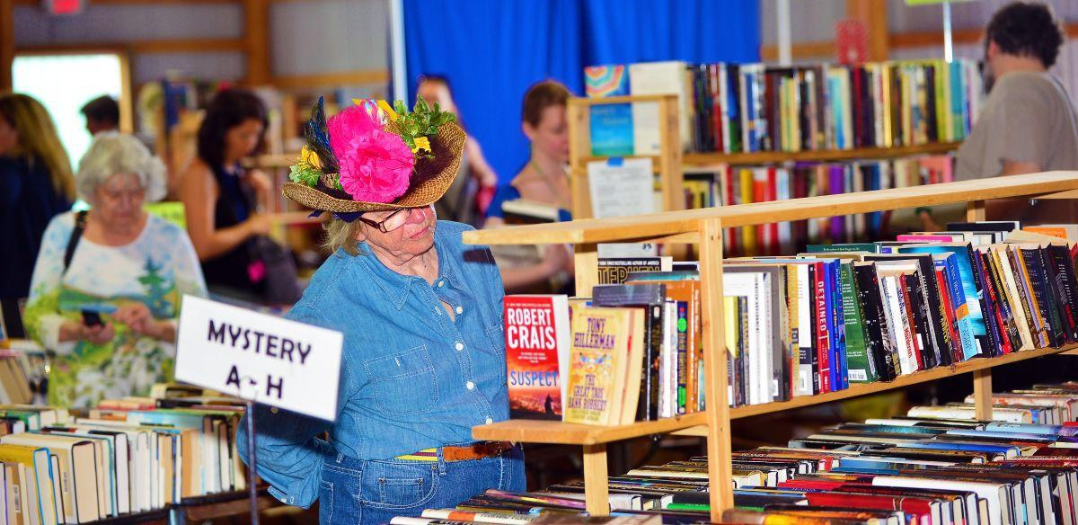 Hunterdon County Library book sale coming April 27 through 30