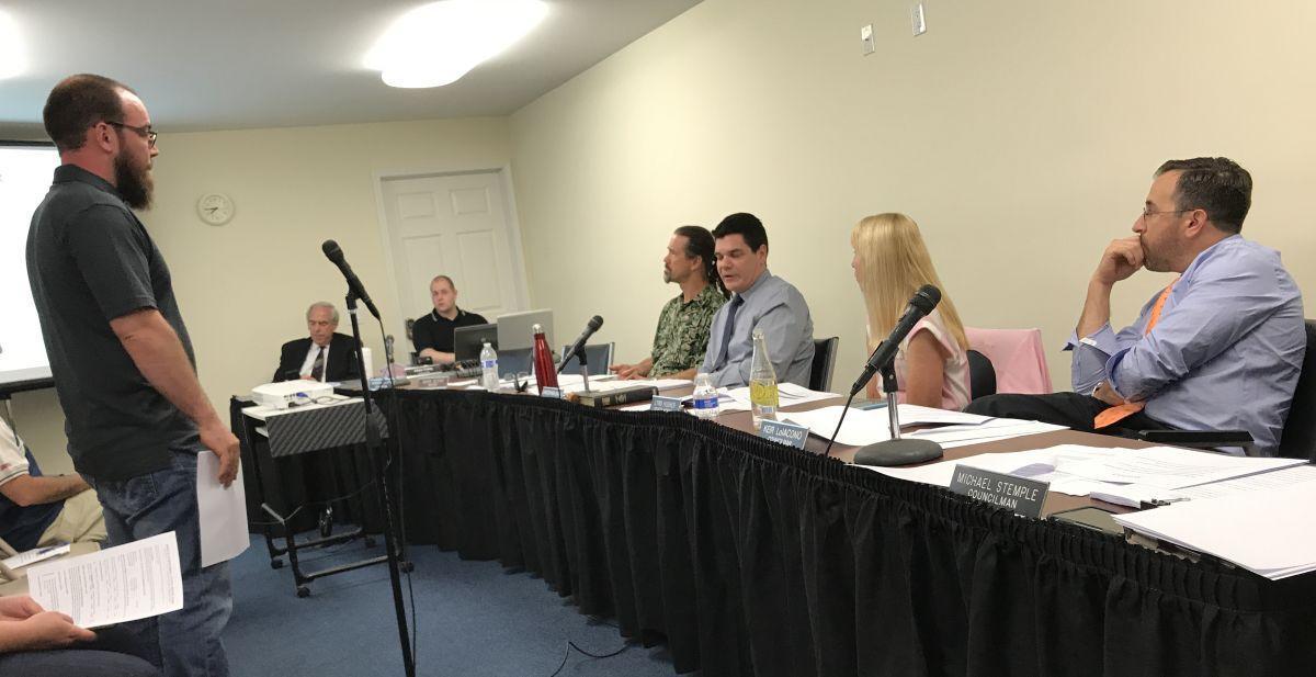 High Bridge council discusses downtown parking, water utility sale