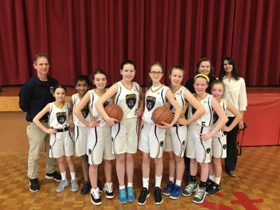 St. Elizabeth girls basketball