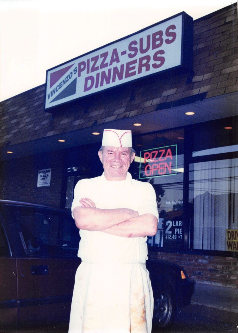 Pizzaria Owner