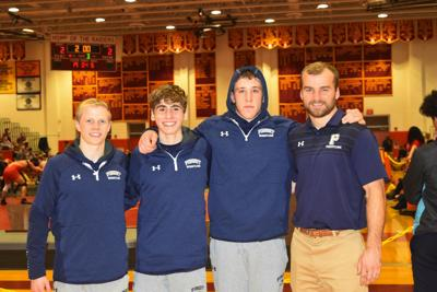 Pingry wrestling