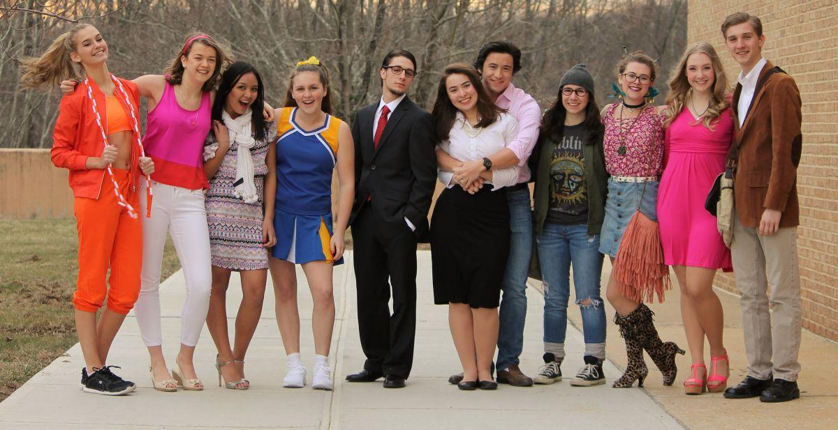 Voorhees High Drama Club to present 'Legally Blonde' the musical
