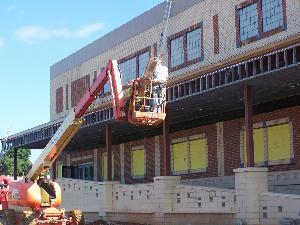 Renovated schools greet kids