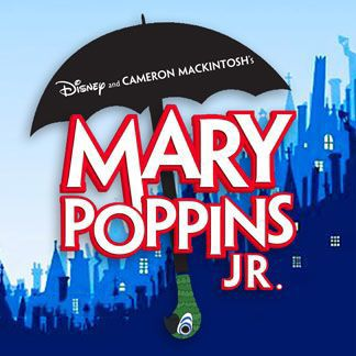 Mary Poppins Jr. drops into to J. P. Case Middle School in March