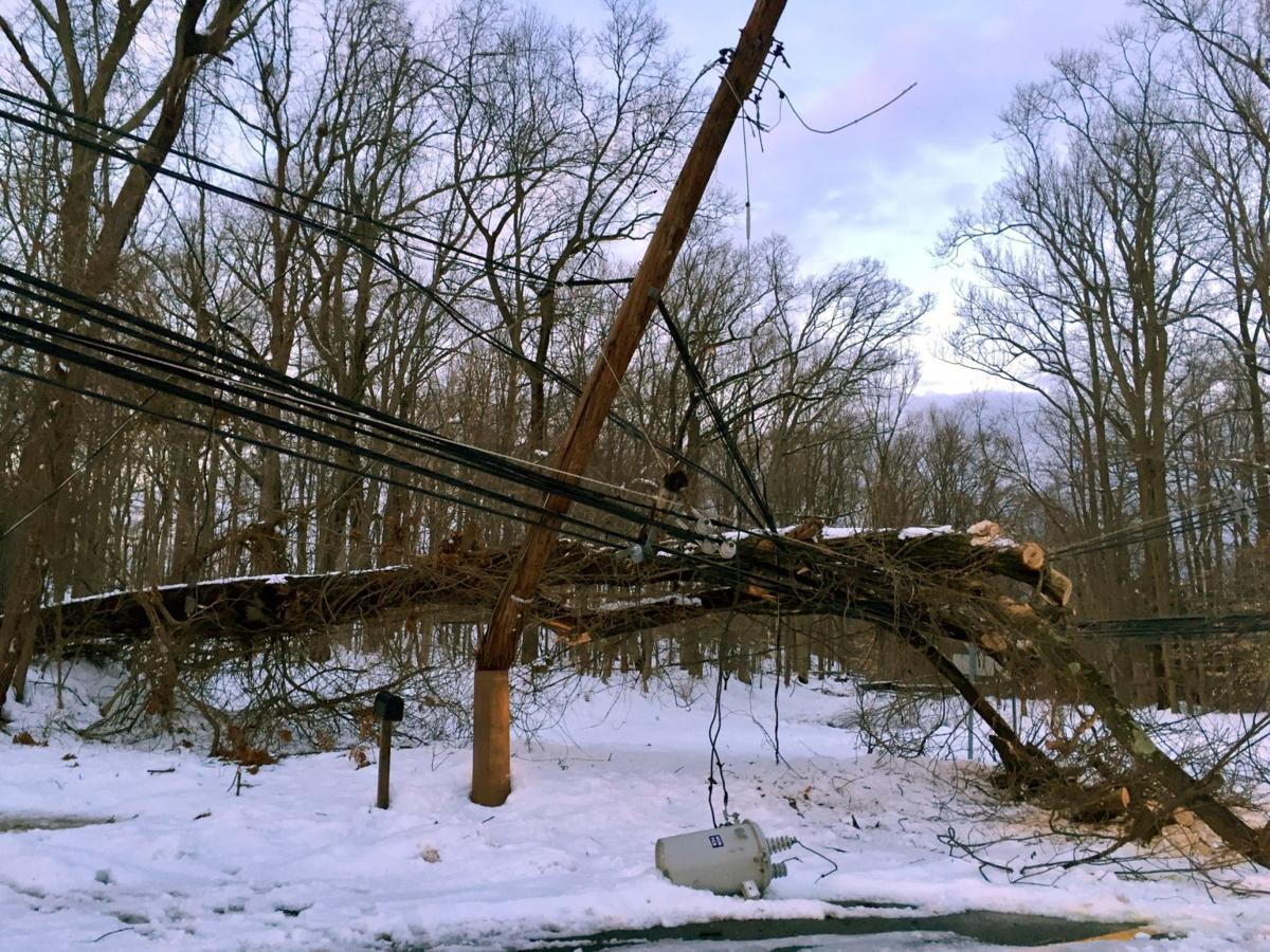Snow storm drops nearly two feet on Warren, 8,000 without power in Watchung Hills