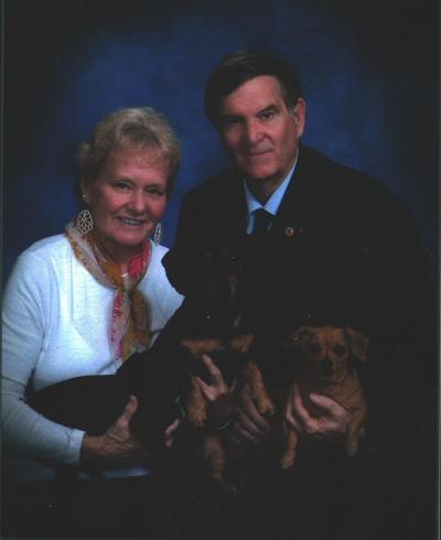 Deborah and Lewis Wefferling