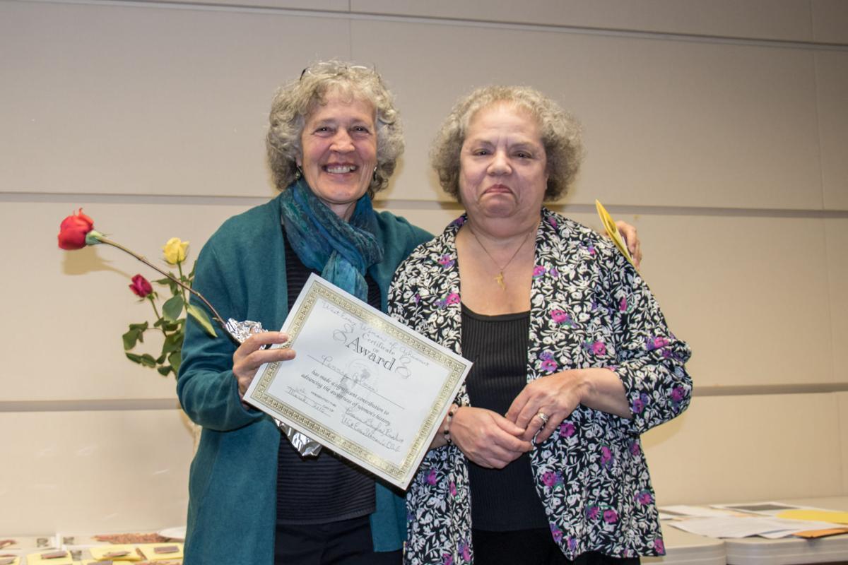 Penny Colman earns award