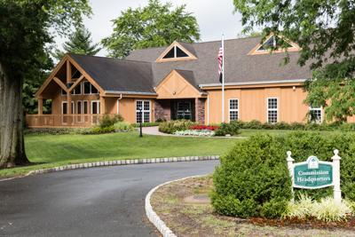 Fall Yoga at Park Commission Headquarters