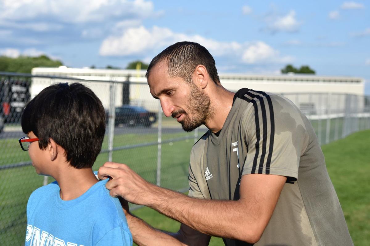 Juventus Giorgio Chiellini