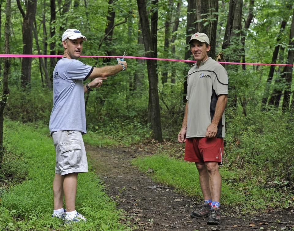 Trail Ribbon Cutting