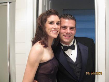 Elizabeth Knapp is engaged to Anthony Falconeri