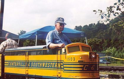 Roseland's Becker Farm Railroad Rolls On In Phillipsburg