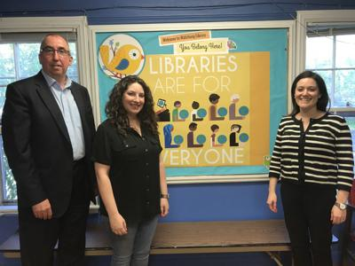 Watchung Democratic candidates announce support for library, condemn council's decision