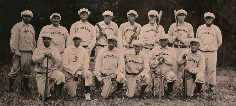 Historical Society to present talk on Flemington Neshanock baseball team