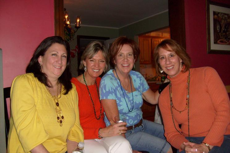 Friends gather to help Haiti