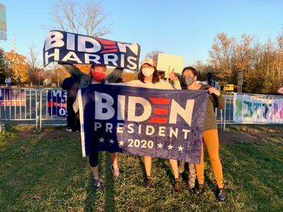 Biden Backers