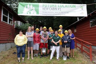 Warren's Camp Jotoni breaks ground on new cabins