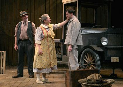 'Grapes of Wrath' in Madison is a magnificent achievement