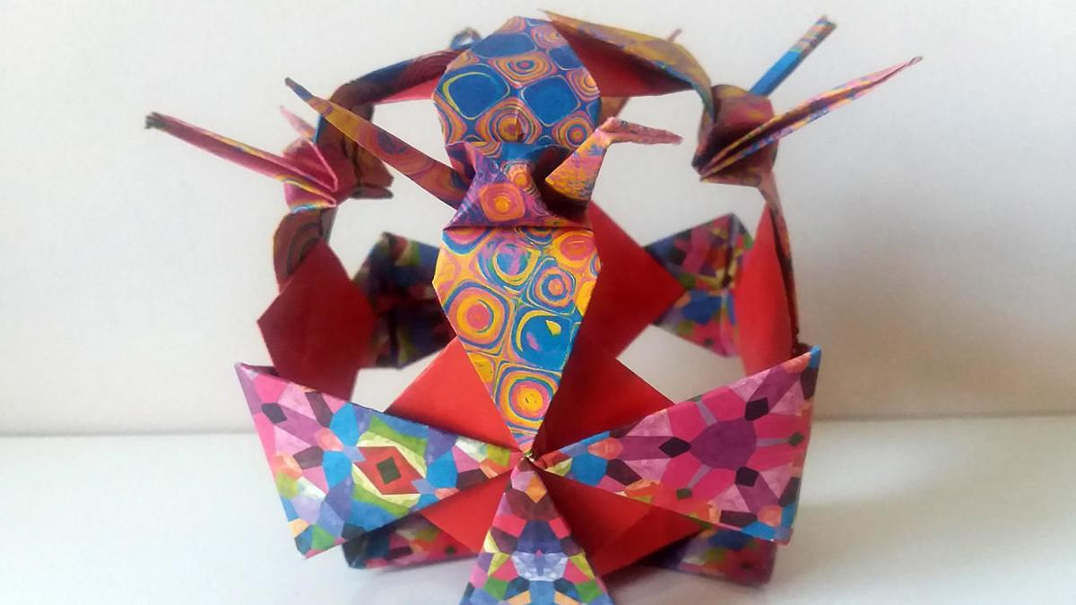 The American Museum of Natural History Presents: Origami Folding Fun Sessions: May 2019