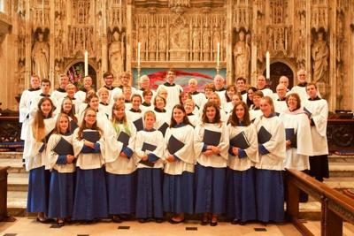 Grace Church Choirs to present candlelight Evensong Dec. 17 in Madison