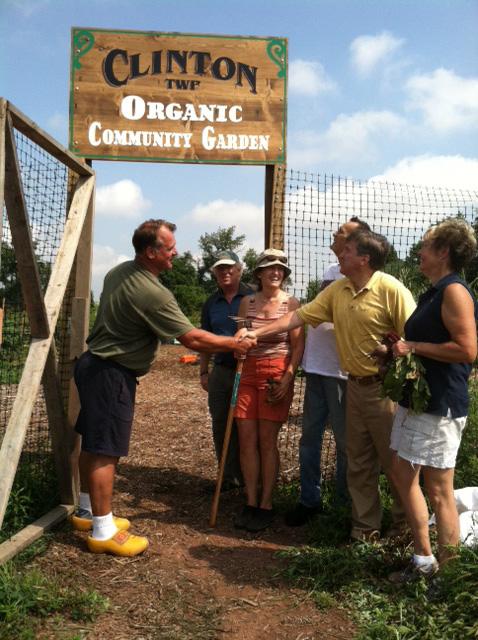 Clinton Township Organic Community Garden