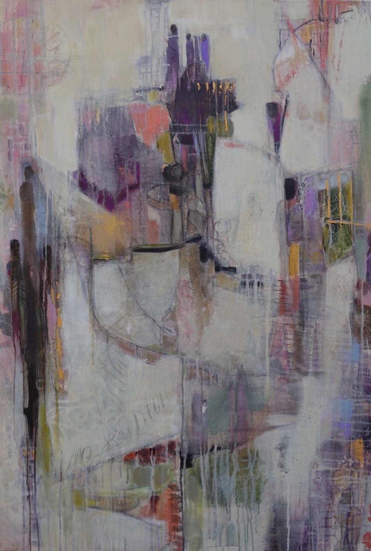Art exhibit of works by Marcia Reich