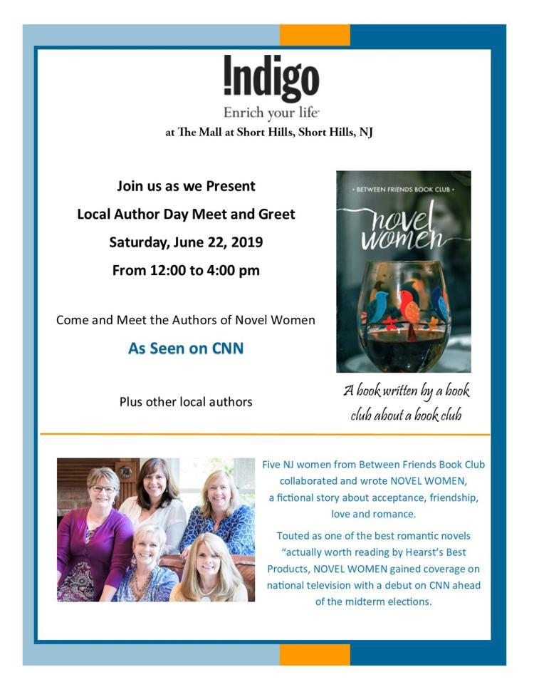 Indigo flyer