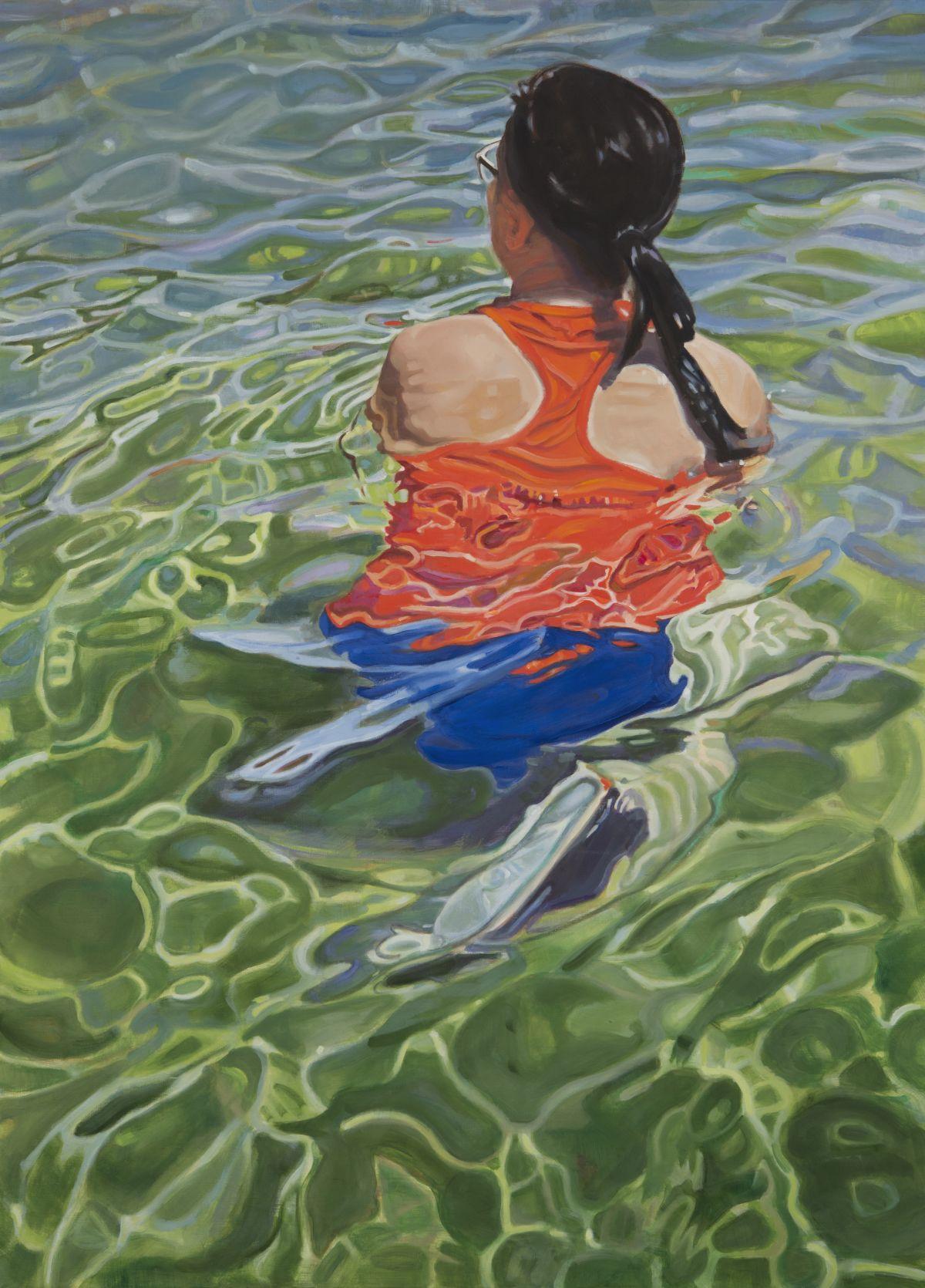 Painter Claudia Waters to show in Hunterdon Art Museum members exhibition