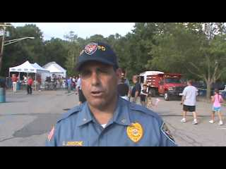 Florham Park Police Department hosts National Night Out