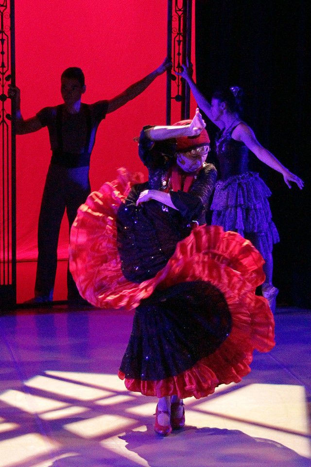 Roxey Ballet presents an evening of love and romance with 'Carmen,' 'Frida'