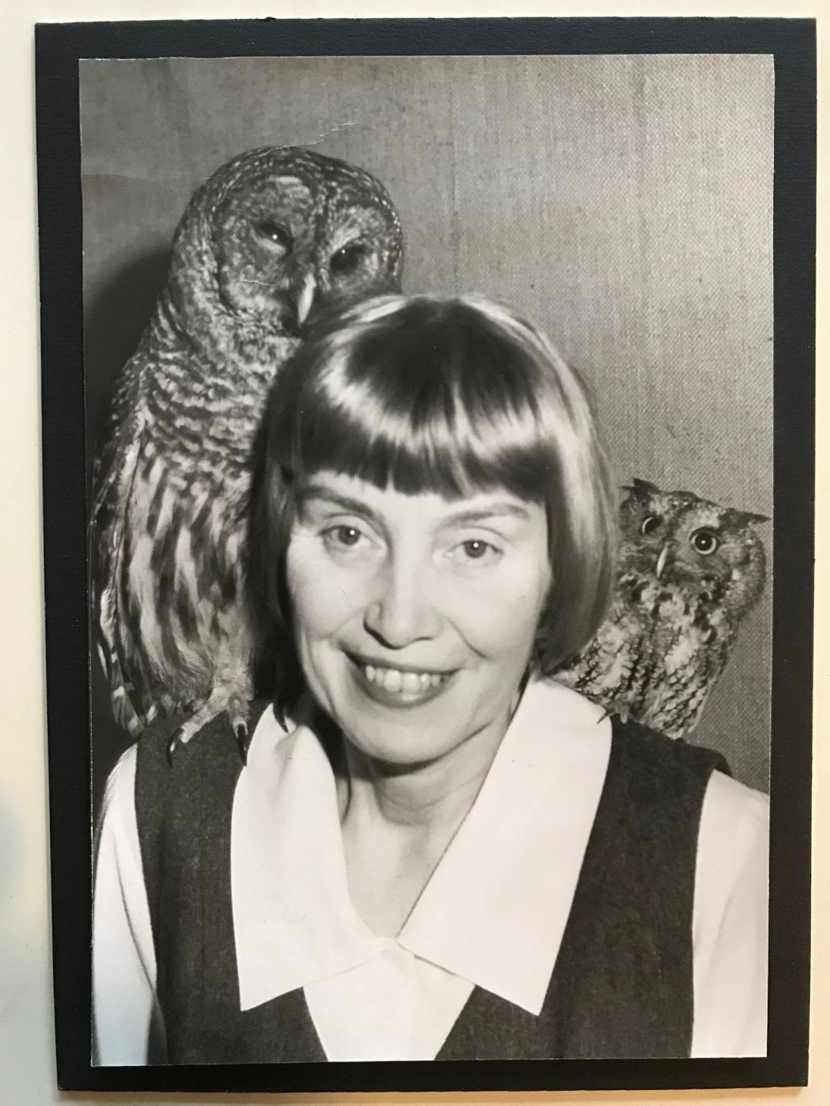Joan Drew