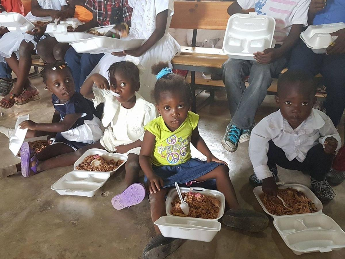 Stirling church volunteers to provide thousands of meals to children in Haiti